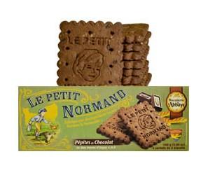 Le Petit Normand Pépites de chocolat