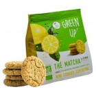 green up cookies thé matcha citron
