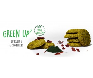 green up spiruline cranberries