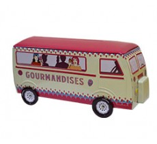 camion biscuits gourmandise