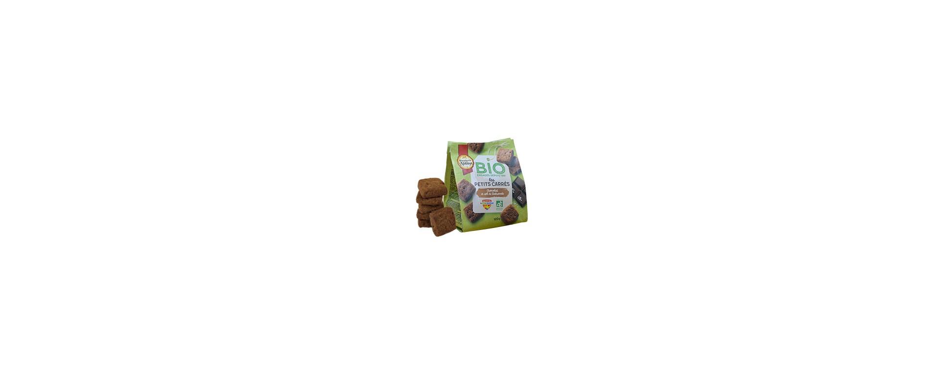 petits sablés chocolat et sel de guérande
