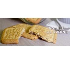 biscuit à l'avoine bio