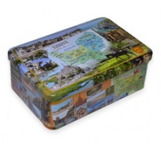 Boîte à sucre Carte Postale de Normandie - Assortiment