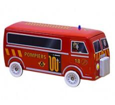 boite à biscuit pompier