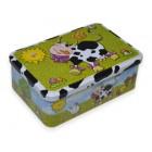 Boîte à sucre Vache - Assortiment
