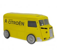 "Coffret ""Tube Citroën"" Jaune"