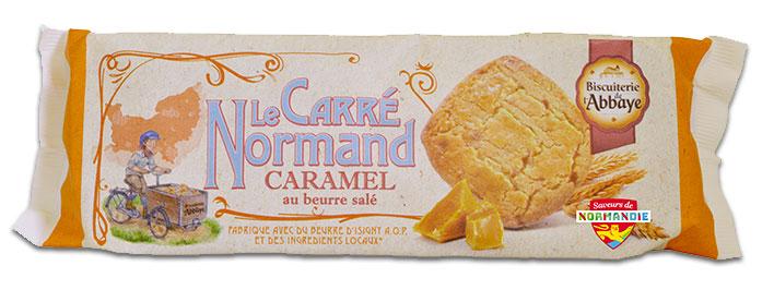 Carrés Normands Caramel au beurre salé