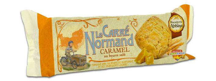 Carré Normand Caramel