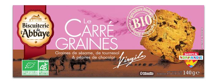 Carré Graines Bio