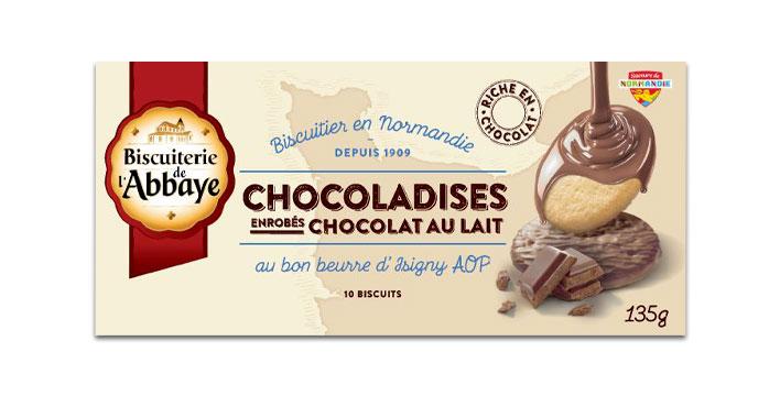 Chocoladises lait
