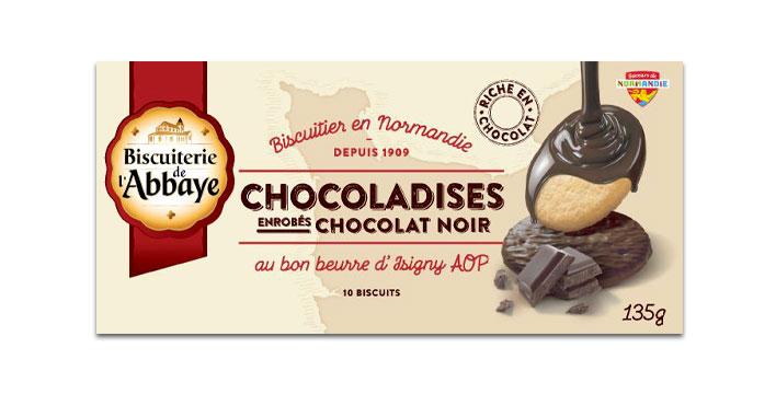 Chocoladise noir