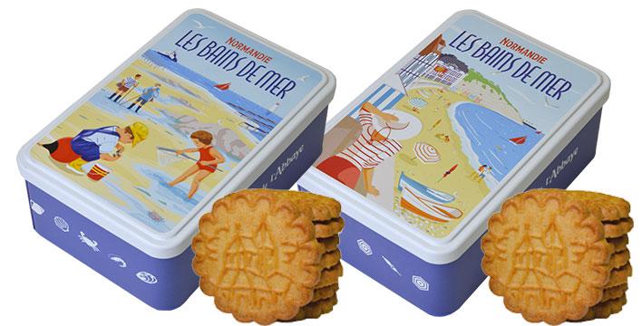 coffret bains de mer