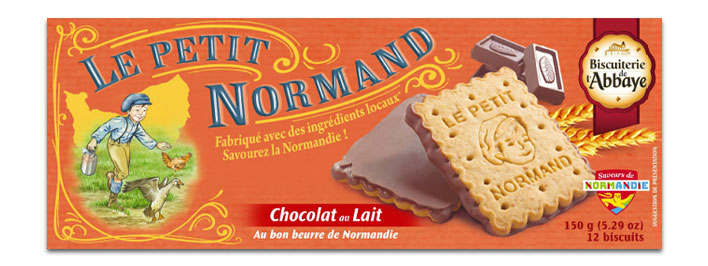 Petits Normands Chocolat