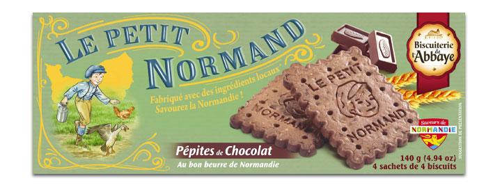 Petits Normands Pépites de chocolat