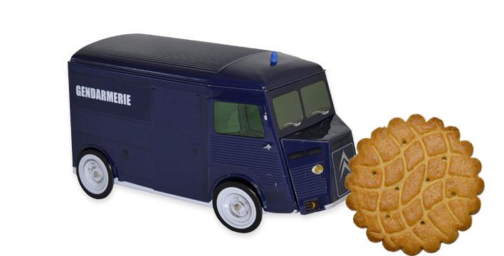 camion tube gendarmerie