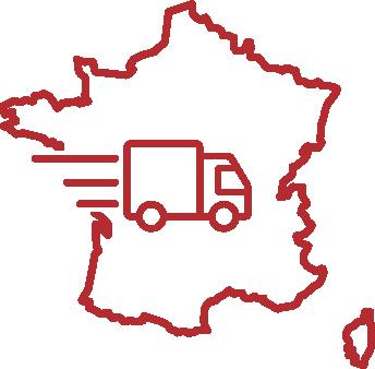 LIVRAISON À PARTIR DE 4,90€ EN FRANCE MÉTROPOLITAINE