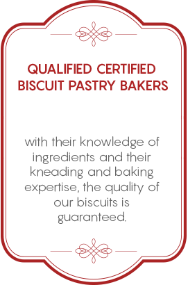 Certified bakers